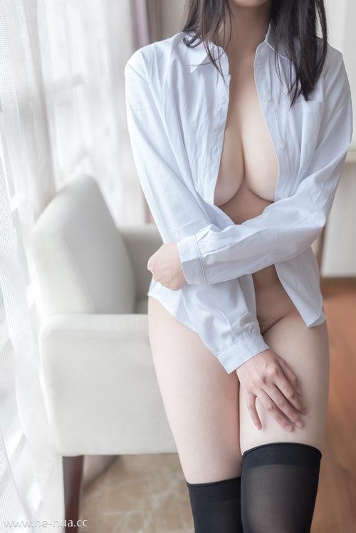 软软酱m – 白衬衫[60P/335MB]