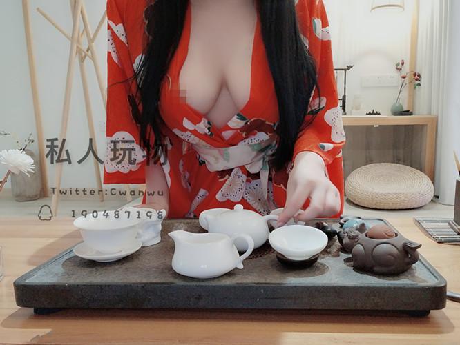 私人玩物-和服茶艺[29p+2v/1.4G]